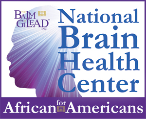 National Brain Health Center for African Americans logo